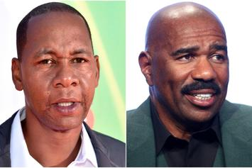 "Comedian Mark Curry Accuses Steve Harvey Of Stealing His Material: ""Bit*h A**"""