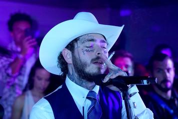 "Post Malone Secures ""Dick Clark New Years Rockin' Eve"" Headlining Gig"