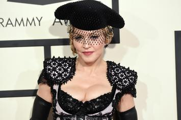 Madonna's Seemingly Dating Her 25-Year-Old Back Up Dancer Ahlamalik Williams