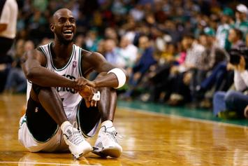 "Kevin Garnett Says Celtics Broke LeBron: ""We Didn't Give A F*ck About LeBron"""