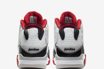 Jordan Dub Zero Returning In OG Bred Colorway: Official Images