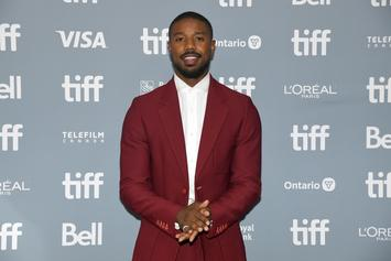 Michael B. Jordan's Mom Miraculously Smuggled Her Mac & Cheese To Germany