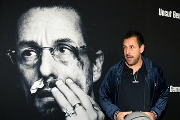 "Jay-Z's ""Marcy Me"" Video Resulted In Adam Sandler Being Cast In ""Uncut Gems"""