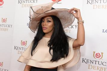 "K. Michelle Blasts J.R. Smith's ""Delusional"" Ex-GF For Commenting On His Wife"