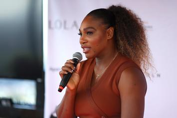 Mike Tyson Helps Serena Williams Show Off Her Boxing Skills: Watch