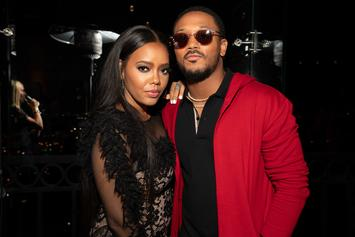 "Angela Simmons Questions Why Romeo's Ignoring Her On ""Growing Up Hip Hop"""