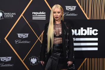 Iggy Azalea Flaunts Her Tiny Waist & Sun-Kissed Skin In New Snap