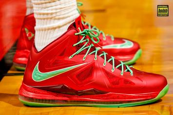 Top 10 Best Christmas-Themed Sneakers Of All Time