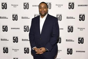 """Kenan Thompson Explains Why He Walked Out On Kanye West's """"SNL"""" Rant"""