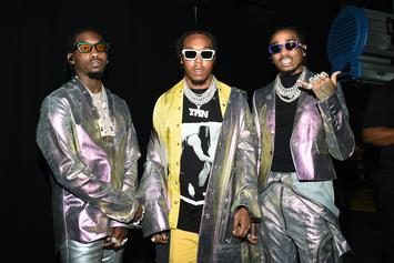 Migos Settle $1 Million Lawsuit With Designer Over Stolen Clothing