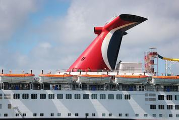 Carnival Cruise Ships Collide In Cozumel, Mexico
