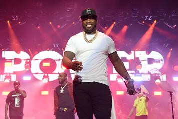 "50 Cent Rents Out Toys ""R"" Us After Son Says He Wants ""The Whole Store"""