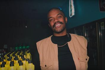 """Ameer Vann Releases Glitchy Visuals For """"Glock 19"""""""