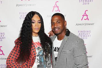 Stevie J & Faith Evans Cause Breakup Speculation After His Tweets Imply She Cheated