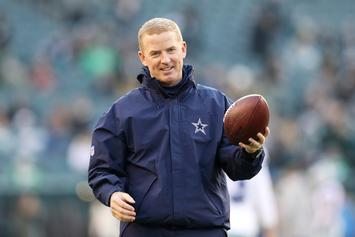 Cowboys Coach Jason Garrett Lit Up On Twitter After Loss To The Eagles