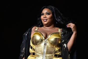 "Lizzo Claps Back At Man Who Says She's Famous Due To ""Obesity Epidemic In America"""