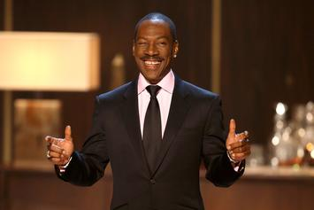 "Eddie Murphy's Leather ""Delirious"" Suit Was Destroyed By Keenen Ivory Wayans"