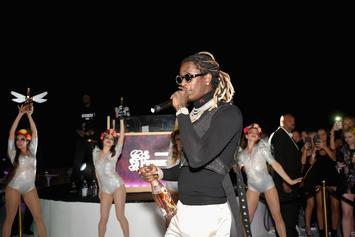 """Young Thug Remembers """"Twin"""" Juice WRLD With Dope """"Die Today"""" Cover Art"""