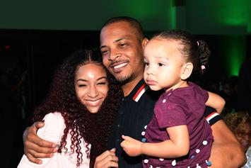 T.I.'s Daughter Deyjah Harris Debuts Dramatic New Look After Hymen Controversy