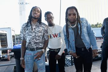 Offset Trolls Fans With Migos Album Release Date