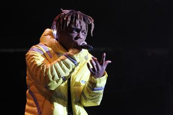 """Juice WRLD's """"Fire In The Booth"""" Freestyle Is Here & It's Incredible"""