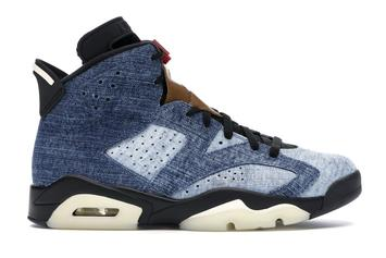 """Air Jordan 6 """"Washed Denim"""" Going For Under Retail Ahead Of Release"""