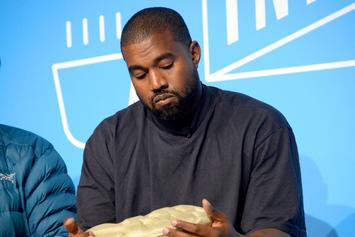 Kanye West's Legal Battle With EMI Officially Reopened