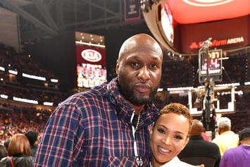 """Sabrina Parr Accuses Lamar Odom's """"Crazy"""" Ex-Manager Of Hacking His Instagram"""