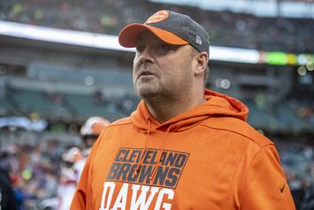 Browns Fire Head Coach Freddie Kitchens, Twitter Reacts
