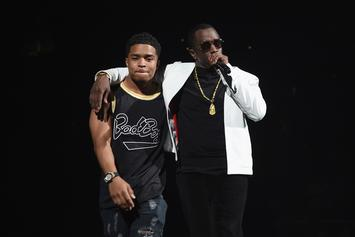 Diddy Shows Love To Son Justin Combs On 26th Birthday