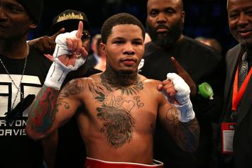 Gervonta Davis Paid For Young Baltimore Boxers To Attend Gamboa Fight