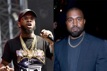 "Tory Lanez Addresses Kanye West: ""He's No Longer The Louis Vuitton Don"""