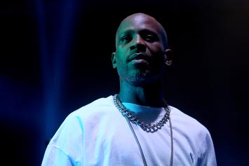 DMX Reflects On His First Time In Jail With Throwback Pic