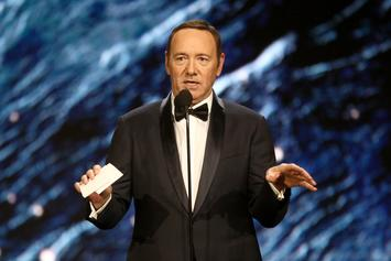 Kevin Spacey Settles Sexual Assault Case After Accuser's Death
