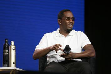 "Diddy Called On By Kids With Cancer To Dance With Them To ""Bad Boy For Life"""