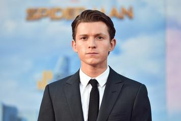 "Tom Holland Reportedly In Talks To Cameo In ""Venom 2"""