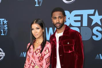 Big Sean & Jhené Aiko Back Together As They Celebrate New Year