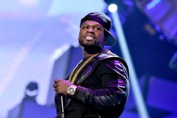 """50 Cent Claims To Have """"60 Month Loan"""" Paperwork On French Montana's Bugatti"""