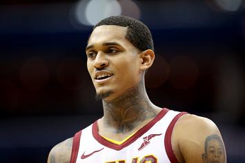 Jordan Clarkson's New Hairline Is Taking The Internet By Storm