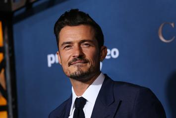 "Orlando Bloom Kept His Dead Dog's Skeleton & Penis: ""It Is Quite Tastefully Done"""