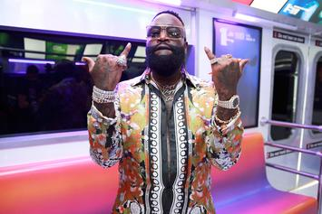 "Rick Ross Applauds Drake For ""Remaining A Stand Up Guy"" Over The Years"