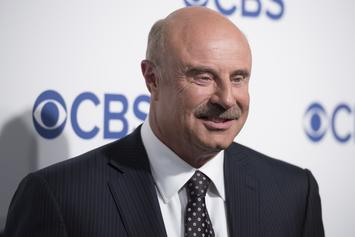 Dr. Phil Puts $5.75 Mil Mansion Up For Sale & The Bizarre Interior Boggles The Internet