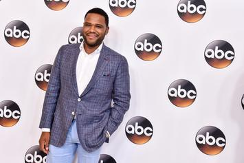 Anthony Anderson Recalls Hilarious Heckling Story Of First Stand-Up Experience