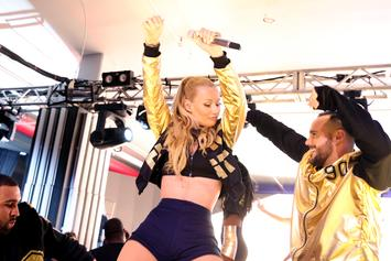 Iggy Azalea Cuddles Koala To Raise Money For Australia Bushfires Relief