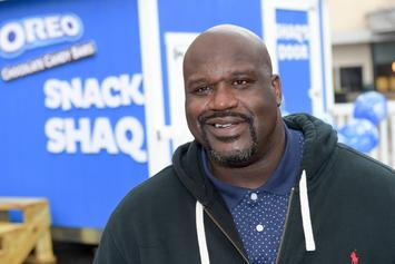 Shaquille O'Neal Held Up NYC Traffic To Help Woman Who Fainted In Crosswalk