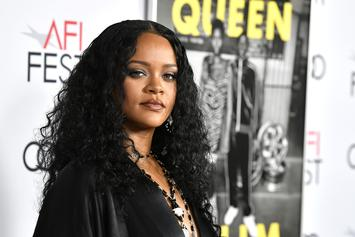 Rihanna's First Selfie Of The Year Showcases Her Bareface Beauty