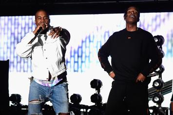 "A$AP Rocky Dubs ""Testing"" His ""Yeezus"" Moment, Details Kanye West's Involvement"