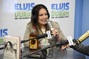 "Angie Martinez Details Car Accident That Shattered Her Vertebra: ""I Flew Over A Wall"""