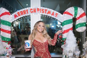 "Mariah Carey Had A Funny Reaction To ""AIWFCIY"" Completely Falling Off The Hot 100"