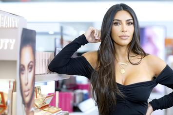 Kim Kardashian's Skims Ad Pulls In More Reaction Towards Her Empty Fridge